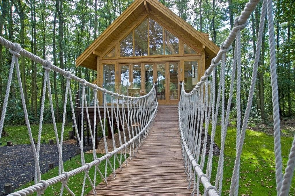 Tree house rentals in Garstang, Lancaster