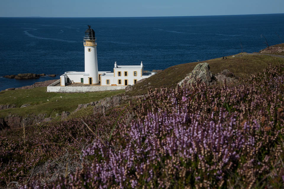 Lighthouse rentals - Rua Reidh
