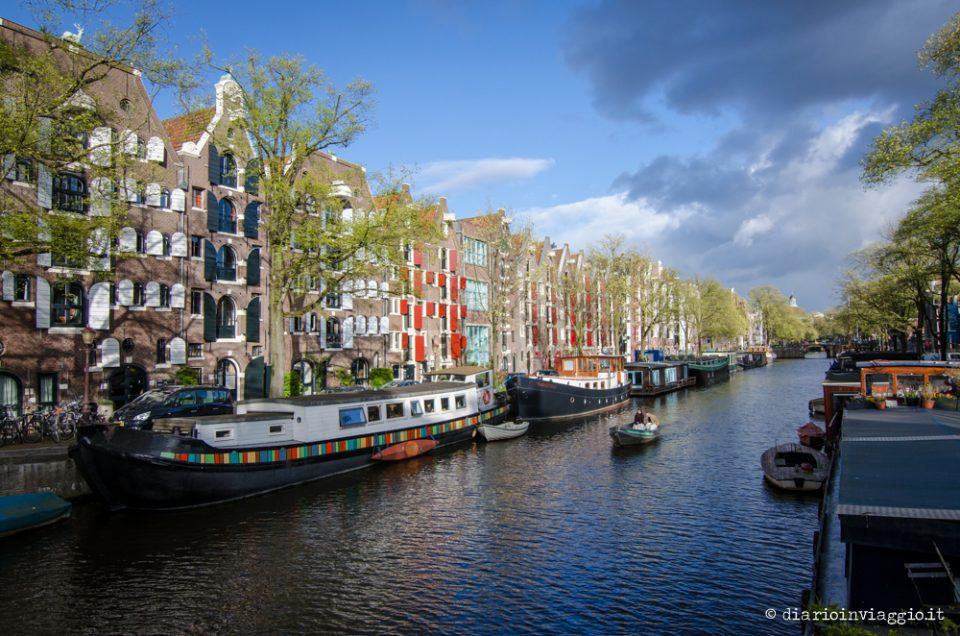 amsterdam-Houseboats